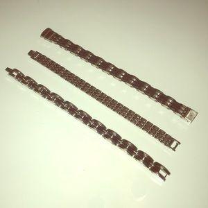 3 Modern Bracelets